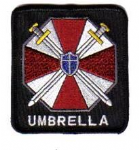 Resident Evil UBCS PATCH Umbrella cosplay BioHazard